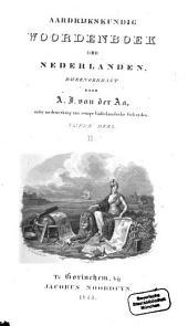 Aardrijkskundig Woordenboek der Nederlanden: H, Volume 5