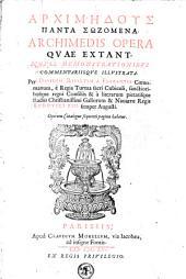 Archimedis opera quae exstant