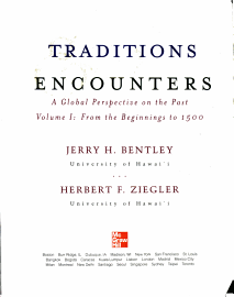 Traditions And Encounters  With PowerWeb