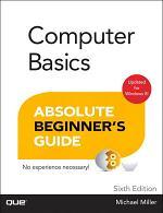 Computer Basics Absolute Beginner's Guide, Windows 8 Edition