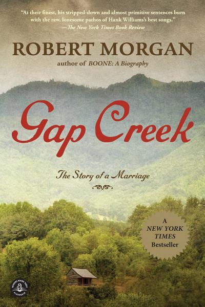 Download Gap Creek Book