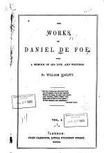 The Works of Daniel De Foe