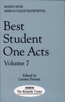 Best Student One Acts PDF