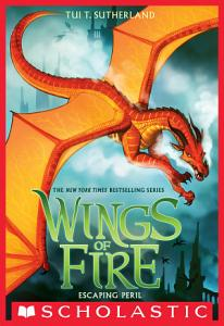 Escaping Peril  Wings of Fire  Book 8  Book