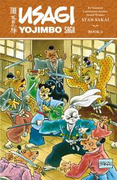Usagi Yojimbo Saga: Volume 5