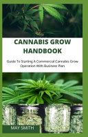 Cannabis Grow Handbook Book PDF