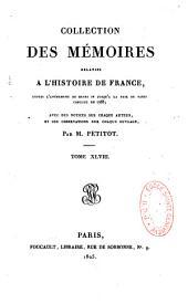 Collection des Mémoires relatifs à l'histoire de France: depuis l'avènement de Henri IV jusqu'à la paix de Paris conclue en 1763, Volume2