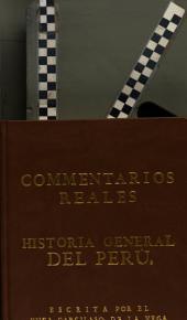 Comentarios reales: historia general del Perú, Volumen 2