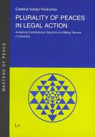 Plurality of Peaces in Legal Action PDF