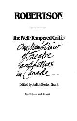 The Well Tempered Critic Book PDF