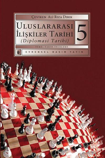 Uluslararasi Iliskiler Tarihi Diplomasi Tarihi 5 Kitap