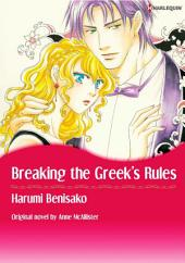 BREAKING THE GREEK'S RULES: Harlequin Comics