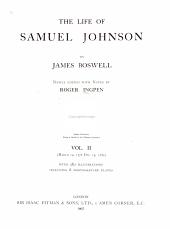 The Life of Samuel Johnson: March 19, 1776-Dec. 13, 1784