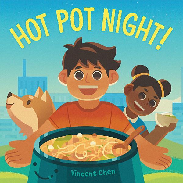 Download Hot Pot Night  Book