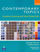 Contemporary Topics PDF