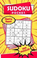 Sudoku Pocket Hard to Expert 200 Puzzles