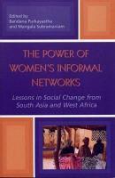 The Power of Women s Informal Networks PDF