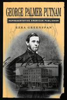 George Palmer Putnam PDF