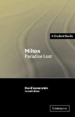 Milton  Paradise Lost PDF