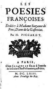 Les poesies francoises. - Paris, Jacques Le-Gras 1663