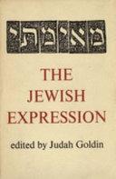 The Jewish Expression