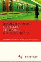 Kindler Kompakt  Deutsche Literatur der Gegenwart PDF