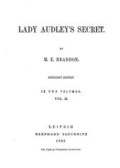 Lady Audley's Secret: Volume 2
