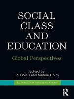 Social Class and Education PDF