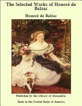 The Selected Works of Honor_ de Balzac