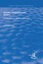 Gender, Geography and Empire