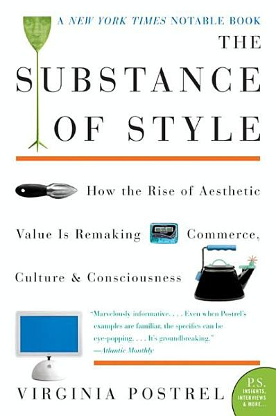 Download The Substance of Style Book
