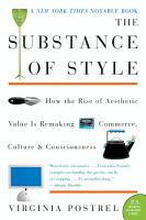 The Substance of Style PDF