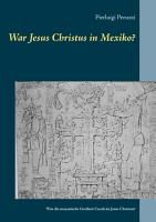 War Jesus Christus in Mexiko  PDF