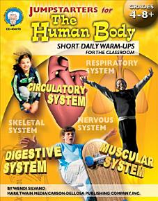 Jumpstarters for the Human Body  Grades 4   12 PDF