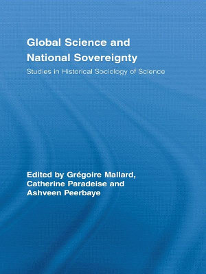 Global Science and National Sovereignty
