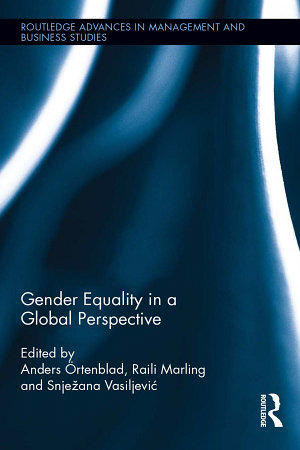 Gender Equality in a Global Perspective PDF