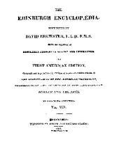 The Edinburgh Encyclopaedia: Volume 8