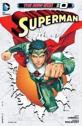 Superman (2012-) #0