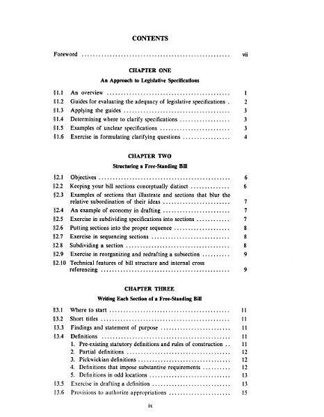 Download Drafting Federal Law Book