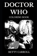 Doctor Who Coloring Book PDF