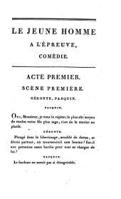 Œuvres dramatiques de N. Destouches: Volume5