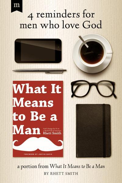 Download 4 Reminders for Men Who Love God Book