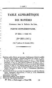 Bulletin des lois de la République Française: Volume 2; Volume 8