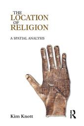The Location of Religion: A Spatial Analysis