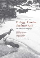 Ecology of Insular Southeast Asia PDF