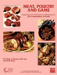 Meat Poultry And Game Book PDF