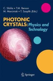 Photonic Crystals: Physics and Technology
