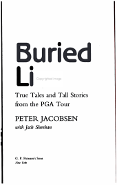 Buried Lies PDF