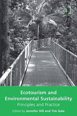 Ecotourism and Environmental Sustainability PDF