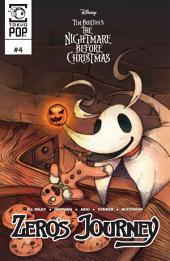 Disney Manga: Tim Burton's The Nightmare Before Christmas: Zero's Journey Issue #4